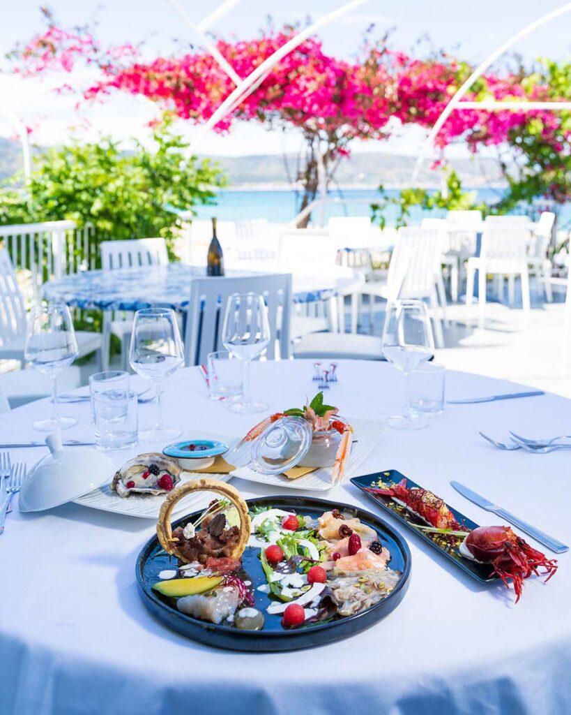 piatto di pesce ristorante di soverato